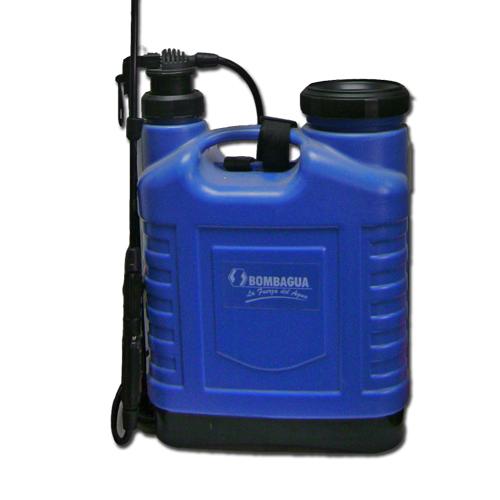 Equipo fumigador portátil con tanque de 18 litros